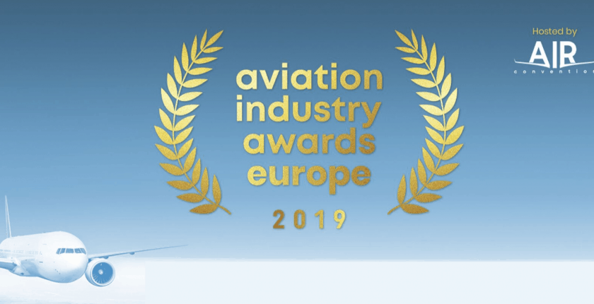 Aviation Industry Awards Europe 2019